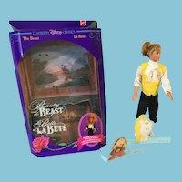 1992 Mattel Disney Classic Beast of Beauty and the Beast