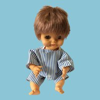 1970s Anatomically Correct Regal Boy Baby Doll