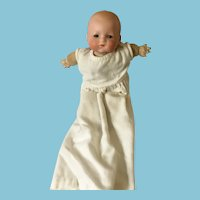 """1925 Armand Marseille 11"""" Baby Phyllis doll marked AM Germany"""
