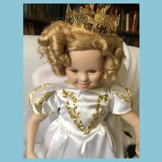 1991 Danbury Mint Shirley Temple 'Little Princess' by Elke Hutchens