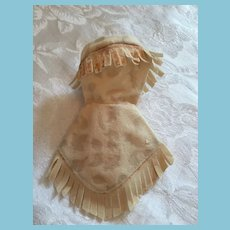 Fashion Doll Soft 'Suede' Fringe Western Dress by Disney