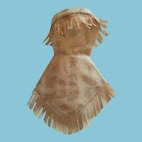 Fashion Doll Soft 'Suede' Fringe Western Dress by Disney