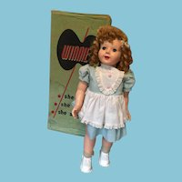 1954-1955 Winnie the Walker by the Advance Doll & Toy Company