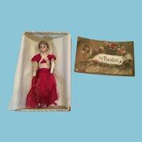 French Mignonette 1880-1900 Poupée de Poche Pocket Doll