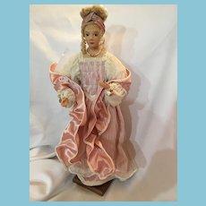 Rare 1997 LG Sculpted Angels Doll Designed by Rueben Tejada