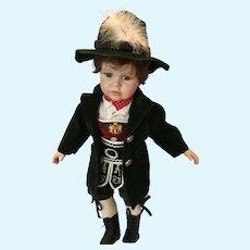 Dolls of the World 'Rolf' German Boy by Geppeddo