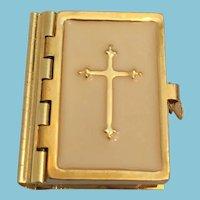 Circa 1970s Miniature 'The Gospel According to Matthew' Bible