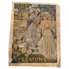 1906 T. Eaton's Spring and Summer Catalogue, No 74