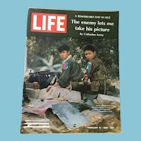 February 16, 1968 Life Magazine: North Vietnamese Soldiers