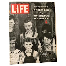 May 13, 1968 Life Magazine: James Earl Ray