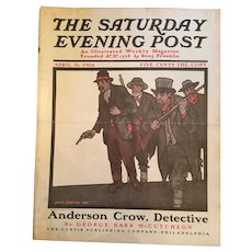April 16, 1904 Saturday Evening Post Magazine