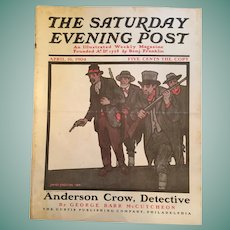 April 16, 1904 Saturday Evening Post Magazine