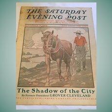 September 19, 1903 Saturday Evening Post Magazine