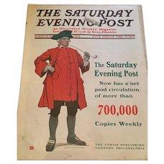 March 19, 1904 Saturday Evening Post Magazine