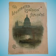 1895 'The Illustrated London Almanac'