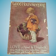 October, 1924 Good housekeeping Magazine