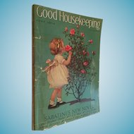 June, 1924 Good housekeeping Magazine