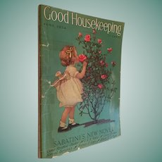 June, 1924 Good housekeeping Magazine