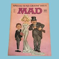 "July 1966 Mad Magazine Edition 104 "" The Special June Groom Edition"""