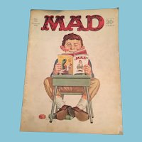 March 1966 Mad Magazine Edition 101  Contemporary American Humor