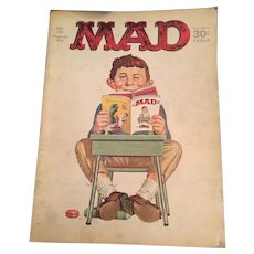 March 1966 Mad Magazine Edition 101  Contemporary American Humor
