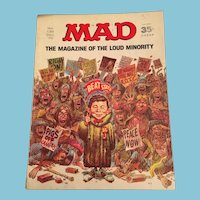 December 1970 Mad Magazine 'The Magazine of the Loud Minority' Edition
