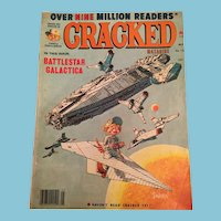 May 1979 Cracked Magazine 'Battlestar Galactica' Edition