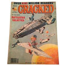 May 1979 Cracked Magazine 'Battlestar Galactica' Edition