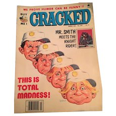 March 1984 Cracked Magazine 'This is Total Madness' Edition