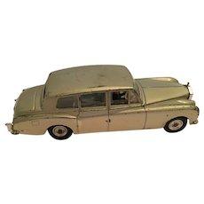 1962 Silver Rolls Royce Phantom V Meccano Diecast Dinky Toy