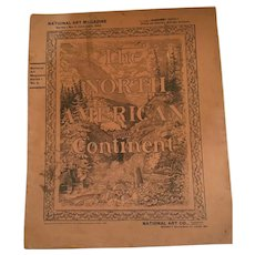 June 25, 1894, National Art Magazine, St. Louis, Yellowstone Park photos