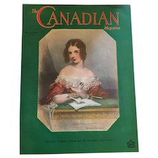 November 1932 Monthly 'The Canadian Magazine'