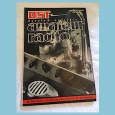 February 1940 'QST -Devoted Entirely to Amateur Radio' Magazine