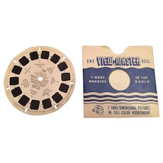 1952 Ringling Bros. and Barnum & Bailey View Master Reel