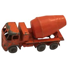 Rare 1961 Diecast Lesney Matchbox 26 Foden Cement Mixer