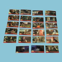 Group of 23 1977 Topps and Wide Vision Star Wars Episode One Cards