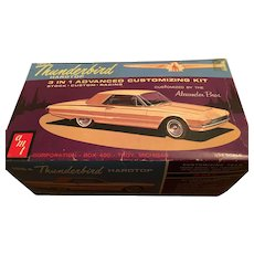 1/25 6224-200 AMT 1964 Ford Thunderbird Hardtop 3 in 1 Kit