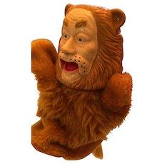 "Wonderful 1988 MGM/ Turner 10"" Wizard of Oz Cowardly Lion."