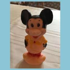 Vintage Walt Disney Productions Celluloid Mickey Mouse Toy