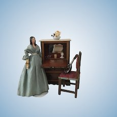 Antique Model Secretary 19th century