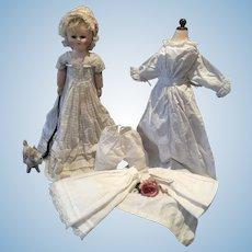 Lovely Antique Motschmann Child Doll