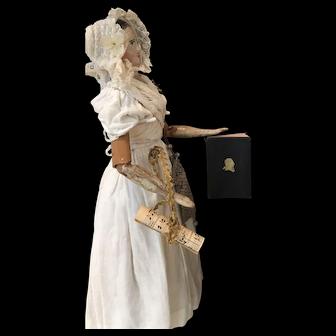 Very early 1820 Grödnertal Doll