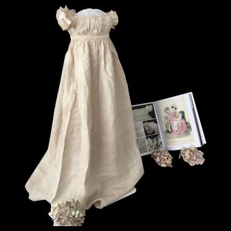 Wonderful Regency Dress with Provinience
