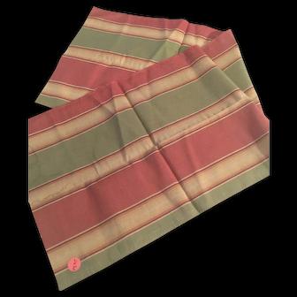 Silk 18th century for doll cloths