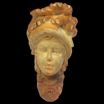 Meerschaum Pipe Amber with Case