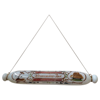 19th Century Sailor's Remember Me Rolling Pin