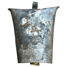 Cow Bell Copper Alloy and Brass