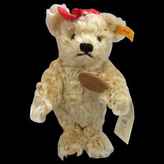 Steiff Monday's Toy Bear With Mirror