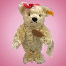 Steiff Teddy Bear Monday's Bear With Mirror