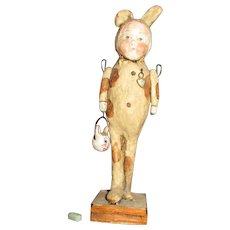 Adorable Bunny foo foo by Debbee Thibault